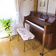 ピアノのお部屋の広さについて